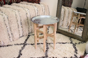 VINTAGE TRAY TABLE & LEGS
